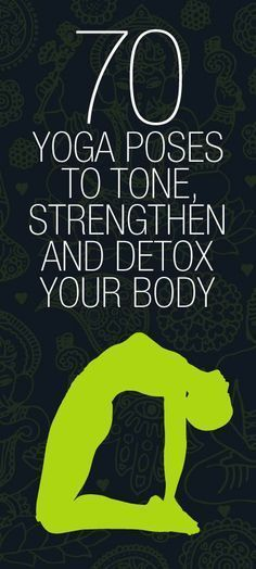Strengthen your body!