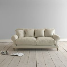 Our Crumpet sofa offers something a little different to normal sofas, it's extra deep with the comfiest and most practical cushions we have ever tested! Dining Room Shelves, Living Room Storage, Living Room Sofa, Living Rooms, How To Feng Shui Your Home, Interior Inspiration, Sofas, Sweet Home, New Homes