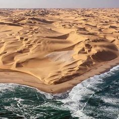 Desert Dunes in Namibia, Africa. This is North of South Africa in Namibia. It used to belong to South Africa. Part Namibian Desert and part Kalahari Desert. Places Around The World, Oh The Places You'll Go, Places To Travel, Around The Worlds, Travel Destinations, Travel Tips, Travel Hacks, Budget Travel, Desert Dunes