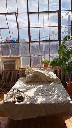 Room Ideas Bedroom, Bedroom Inspo, Bedroom Decor, Cozy Bedroom, Dream Rooms, Dream Bedroom, Dream Art Room, Dream Apartment, Hipster Apartment