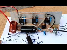 How to make easy Amplifier 3 Transistors full power at home Power Electronics, Electronics Projects, Car Audio Installation, Electrical Problems, Stereo Amplifier, Circuit Diagram, Built In Speakers, Home Automation, Computer Science