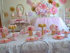 "Princess Tea / Birthday ""Princess Tea party"" | Catch My Party"