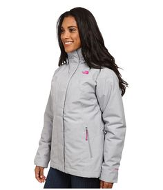 The North Face Kalispell Triclimate® Jacket Mid Grey - 6pm.com