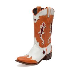 Sendra Boots 9529 Sara Sw.29 Softanil Avorio