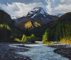 View: Fall in the mountains | Artfinder