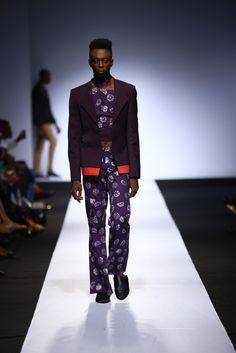 Heineken LFDW2015 – Day 2 – Orange | Lagos Fashion & Design Week