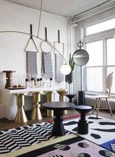 Design Studio Visit - Anna Karlin Photos | Architectural Digest