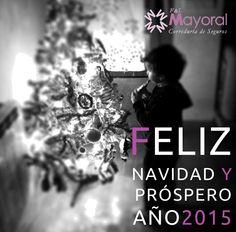 Felicitación Navidad Mayoral Seguros
