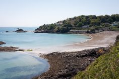 Anne Port, Jersey, U.K. Jersey, a British channel island just off the coast of France!
