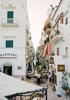 ZenobiaIsaacs — mostlyitaly: Vieste (Apulia, Italy) by Andrea...