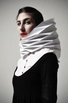 #Origami #fashion