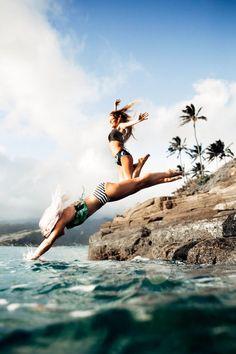 Explore. Adventure. Wanderlust. Wherever you wander. Travel. Beachy. Palms. Best friends. Pinterest: pearlxoxoxo