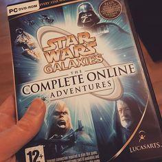 An old-school mmorpg based on Star Wars that blew my mind back in the day.  #FlashbackFriday #fbf #flashback #gurkozgames #swg #starwars #game #mmo #mmorpg #nge #nostalgia #nostalgic