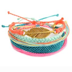 Puravida Yoga Girl Bracelet Set