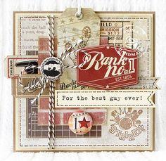 Allstar Collection card by Olga! #chapeeks #primasneakpeeks