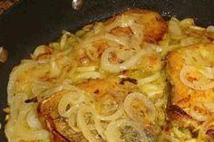 Bacalhau de Cebolada à Alentejana