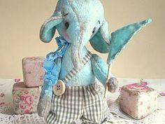 Выкройка слоника в подарок! | Ярмарка Мастеров - ручная работа, handmade PATROON
