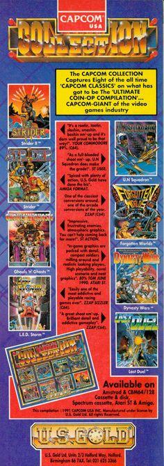 Capcom Collection (1991)
