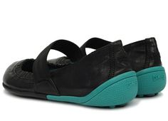 love the colour combo and colour blocking on these Camper shoes