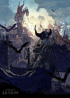 The Elder Scrolls,фэндомы,Skyrim art Elder Scrolls Games, Elder Scrolls Skyrim, Elder Scrolls Online, The Elder Scrolls, High Fantasy, Medieval Fantasy, Fantasy Art, Final Fantasy, Eso Skyrim