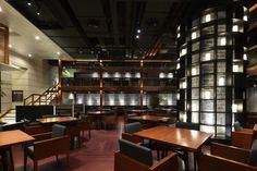 Shang Hai  Japanese Restaurant Kyosai By SMOOTH DESIGN