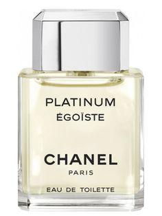 Egoiste Platinum Chanel para Hombres