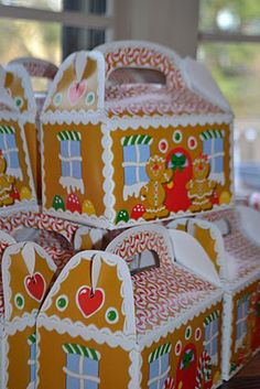 The Joys of Home Educating: Christmas in Candyland Party