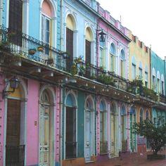 Barrio de Los Judios -Montevideo/Uruguay