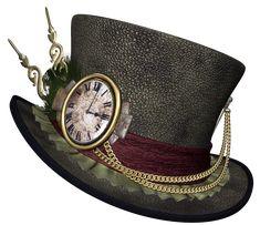 32 New Ideas Hat Vintage Steampunk Steampunk Hut, Steampunk Top Hat, Steampunk Crafts, Steampunk Design, Steampunk Wedding, Steampunk Costume, Steampunk Clothing, Steampunk Fashion, Steampunk Machines