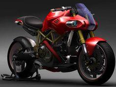 Ducati Concept Motorcycle