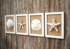 Beach Cottage Chic Wall Art Nautical Decor door OMearasCottageCharm