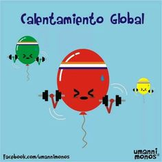 Calentamiento global - literal