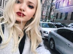 """478.6k Likes, 1,884 Comments - ♡DOVE♡ (@dovecameron) on Instagram: """"snow"""""""