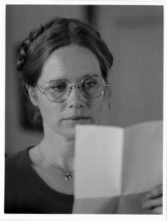 Liv Ullmann in Autumn sonata directed by Ingmar Bergman, 1978. Photo by Arne Carlsson