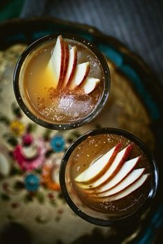 Make this cider punch with just three ingredients.