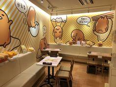 7 kawaii themacafés in Japan Restaurant Booth, Restaurant Themes, Logo Restaurant, Restaurant Design, Japan Interior, Cafe Interior, Interior Design, Okayama, Kanazawa