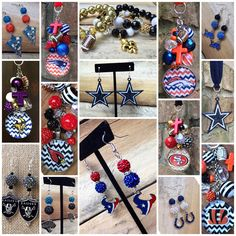 Are you ready for some football? Coupon for 10% off  Code: SEP10  Good for the whole month of September!  Minimum Purchase of $10