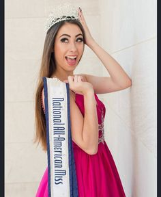 Enjoy every moment! Featuring our National All-American Miss Teen Alissa Parlante! #NAM #NationalAmericanMiss