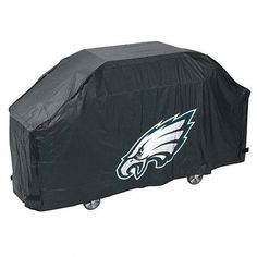 Storm is coming!  Be sure to cover your grill with this #Eagles Deluxe Grill Cover! $49.99