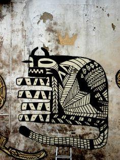 FEFE TALAVERA: November 2007 Animal Medicine, Design Blog, Street Art Graffiti, Artwork Design, Medium Art, Urban Art, Wall Murals, Graphic Art, Art Photography