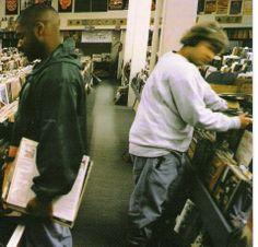 DJ Shadow - Endtroducing (1996)