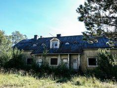 Abandoned Teachers House Rovaniemi, Finland
