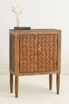 Tree Rings Cabinet - anthropologie.com