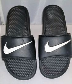 348a814c5588 Nike Mens Benassi JDI Slides Size 9  fashion  clothing  shoes  accessories