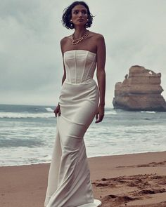 15 Awesome Strapless Wedding Dresses For Every Bride ❤ strapless wedding dresses simple beach kyhastudios #weddingforward #wedding #bride #weddingoutfit #bridaloutfit #weddinggown