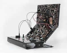 Mescaline Is A Terrifyingly Beautiful Experimental Modular Synthesizer : Ask.Audio