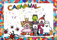 Actividades para Educación Infantil: Ideas para Carnaval
