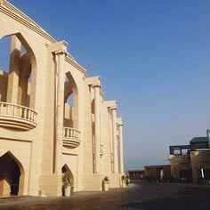 Good Morning #Doha #Qatar Photo by@imcentpelare
