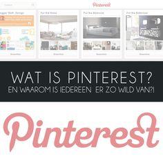"""""""Wat is Pinterest? En waarom is iedereen er zo wild van?!"""" (artikel van Archana)"""