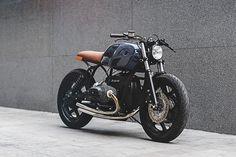 On vous propose de faire un détour par l'atelier de custom londonien Auto Fabrica, afin de découvrir l